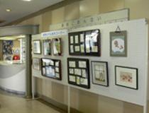 作品展示スペース